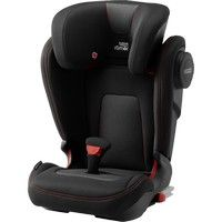 Автокресло 2/3 Britax Roemer Kidfix III M (Бритакс Рёмер Кидфикс Три М) Cool Flow - Black Special/Air Black