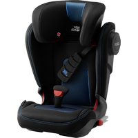 Автокресло 2/3 Britax Roemer Kidfix III S (Бритакс Рёмер Кидфикс Три Эс) Cool Flow - Blue Special