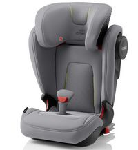 Автокресло 2/3 Britax Roemer Kidfix III M (Бритакс Рёмер Кидфикс Три М) Cool Flow - Silver Special/Air Silver