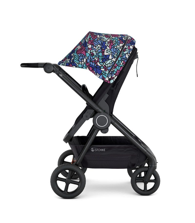Фото: Коляска прогулочная Stokke Beat Limited Edition