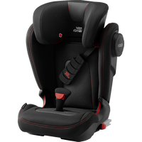 Автокресло 2/3 Britax Roemer Kidfix III S (Бритакс Рёмер Кидфикс Три Эс) Cool Flow - Black Special