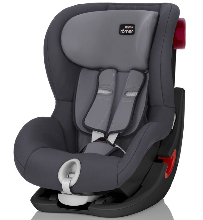 Фото: Автокресло 1 Britax Roemer KING II Black Series